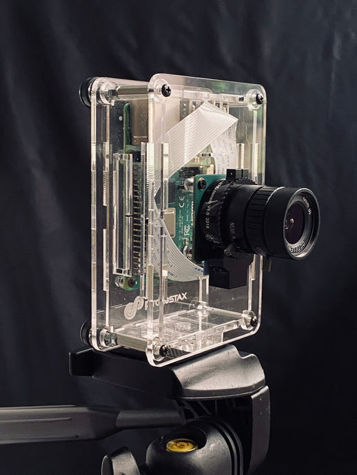 Raspberry Pi High Quality Camera Headless Preview Setup Tips with ProtoStax