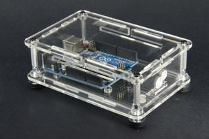 ProtoStax for Arduino - Fully closed enclosure configuration