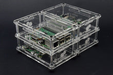Load image into Gallery viewer, ProtoStax Enclosure for Raspberry Pi B+ / Model 4B