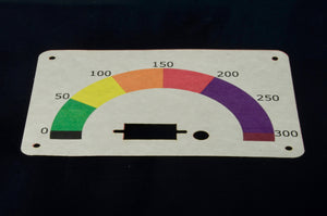 ProtoStax Analog Gauge Scale for Air Quality Index