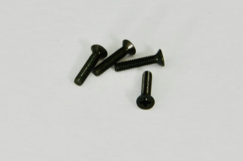 M2.5 screws - 12mm - set of 4