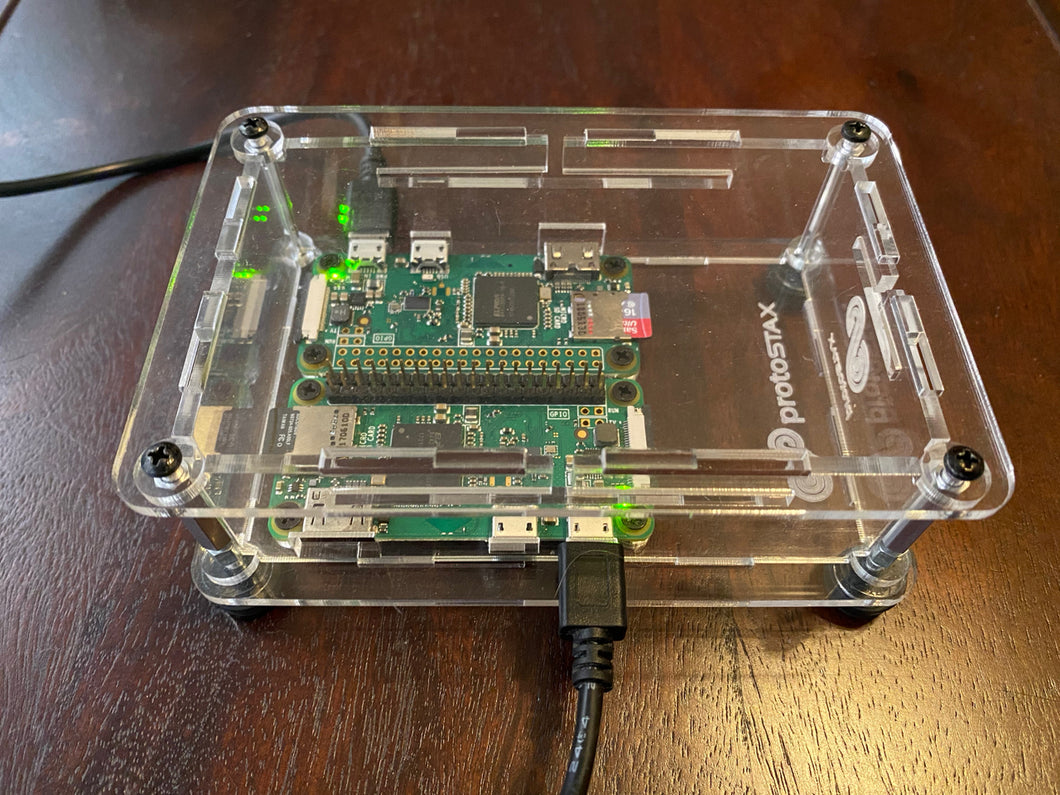 ProtoStax Enclosure for Raspberry Pi Zero