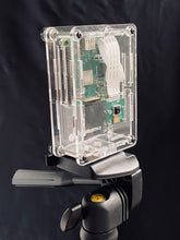 Load image into Gallery viewer, ProtoStax Camera Kit for Raspberry Pi Camera with ProtoStax Enclosure for Raspberry Pi A+