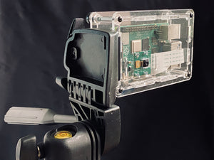 ProtoStax Camera Kit for Raspberry Pi Camera with ProtoStax Enclosure for Raspberry Pi B+ / Model 4B