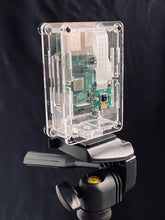 Load image into Gallery viewer, ProtoStax Camera Kit for Raspberry Pi Camera with ProtoStax Enclosure for Raspberry Pi B+ / Model 4B