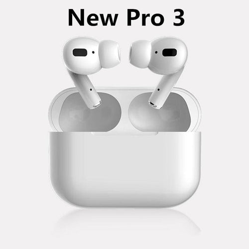 Apple Style Pro Wireless Bluetooth Earphones Newest For All Smart Phones - ODDTOD