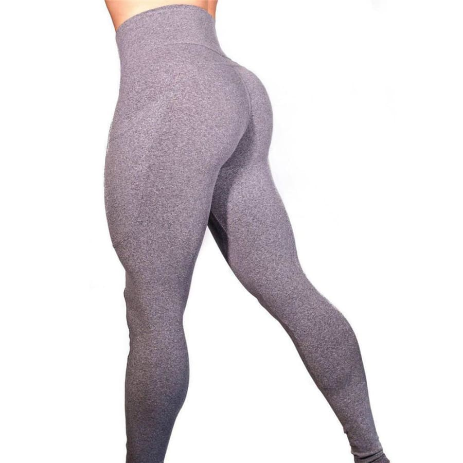 GymShark Style Speed Legging with side pocket Available in 2 colours - ODDTOD