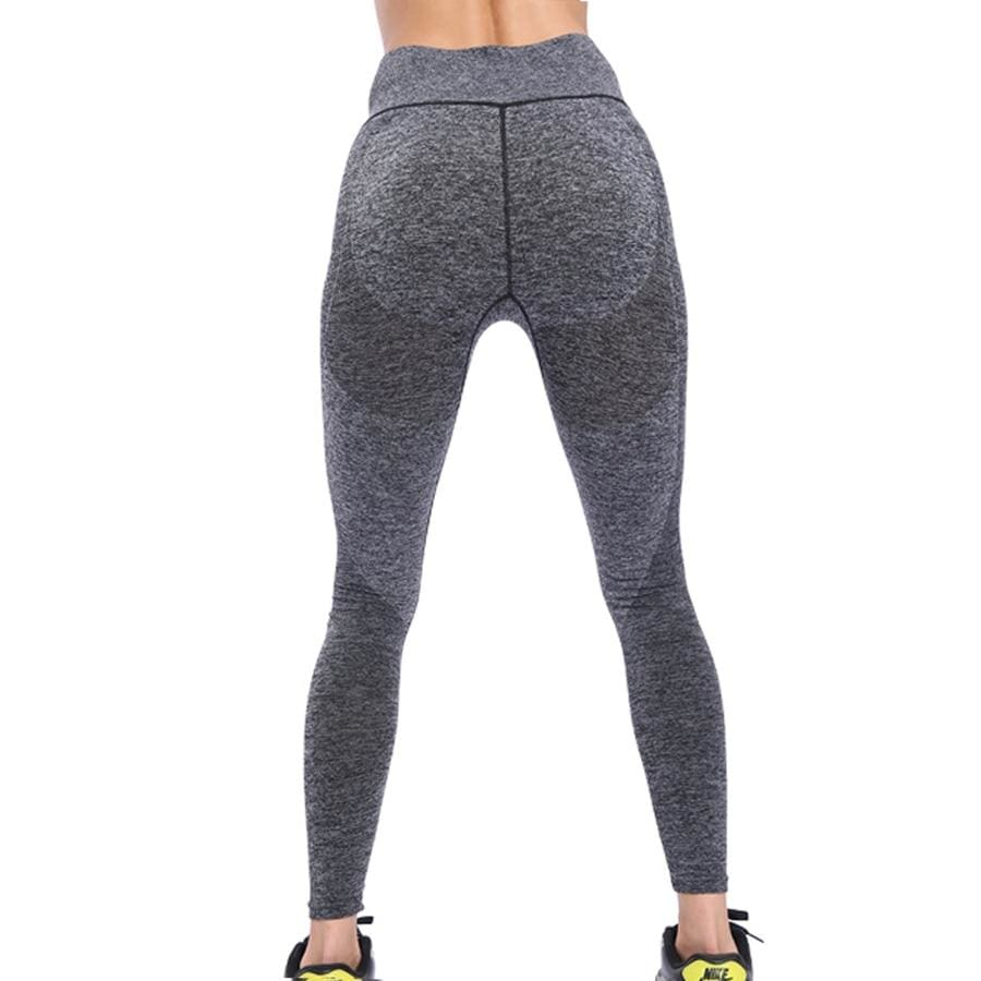 High Waist Seamless Push Up Leggings Available in 4 colours - ODDTOD