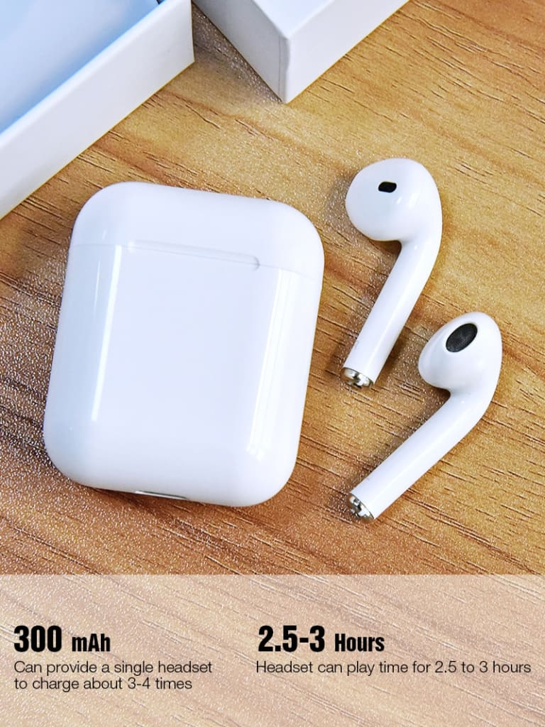 i20 TWS Air Pods The most like for like Style As Apple Air Pods On The Market With Touch Control Earbuds