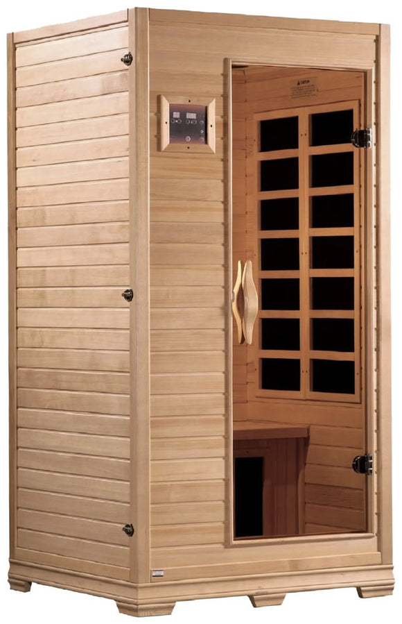 Golden Designs GDI-6109-01 Low EMF FAR Infrared 1-2 Person Sauna
