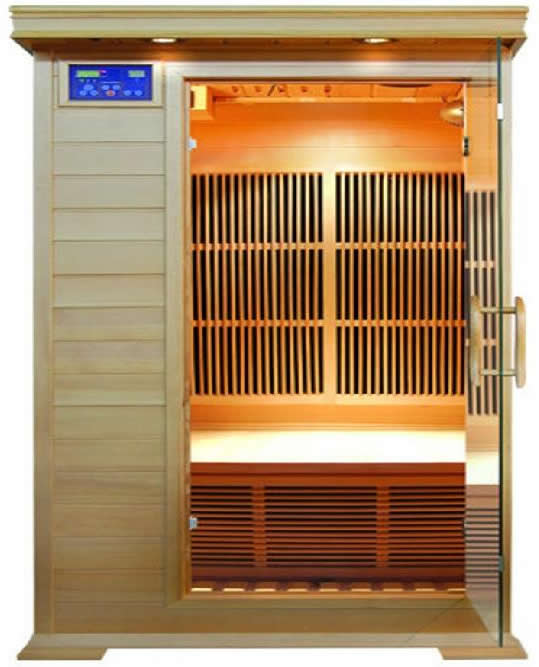 SunRay Barrett 1-Person Sauna