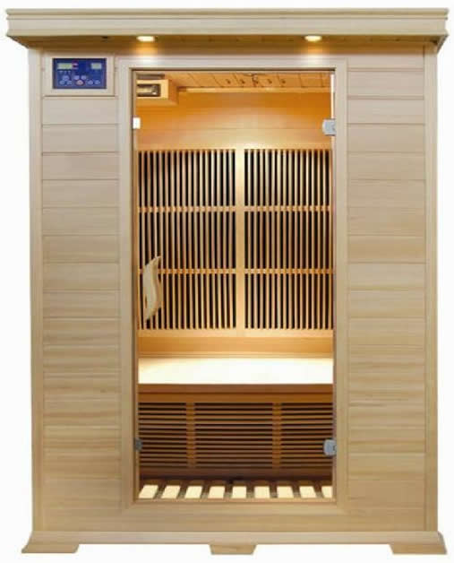 SunRay Evansport 2-Person Sauna