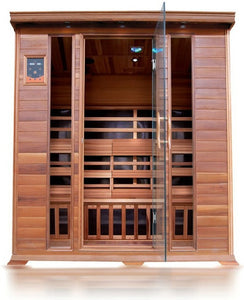 SunRay Sequoia 4-Person Sauna