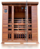 SunRay Sequoia 4-Person Infrared Sauna