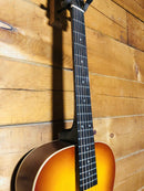 Epiphone Masterbilt Olympic Acoustic Electric Archtop Guitar Honeyburst w/ Case