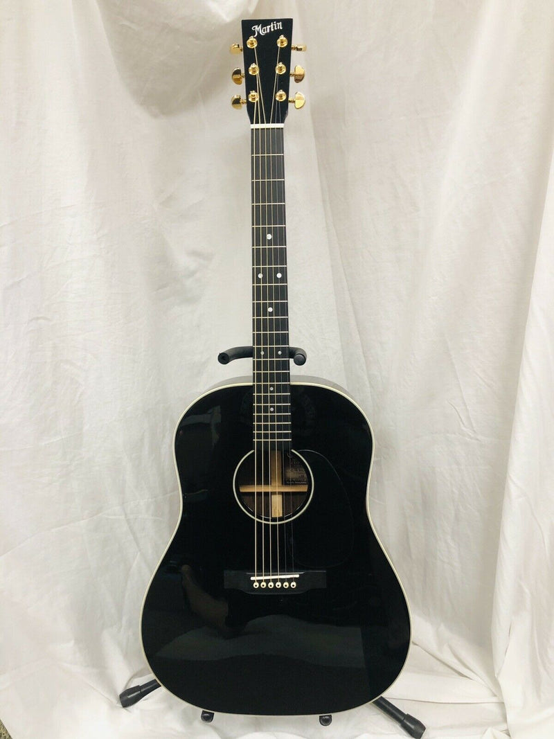 Martin CEO-6 Black Acoustic Electric Guitar w/ Hard Case Limited Edition