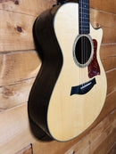 Taylor 712ce Acoustic Electric Guitar With Hard Case