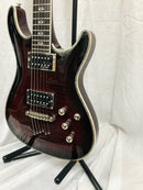 Ibanez SZ720FM Flame Maple Solid Body Electric Guitar w/ Ibanez Hard Shell Case