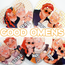 GOOD OMENS BUTTONS: THROUGH THE YEARS