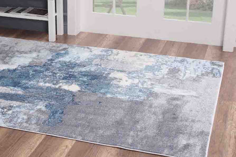 Luxe weavers Nuvola Collection 8722 Entryway Rug