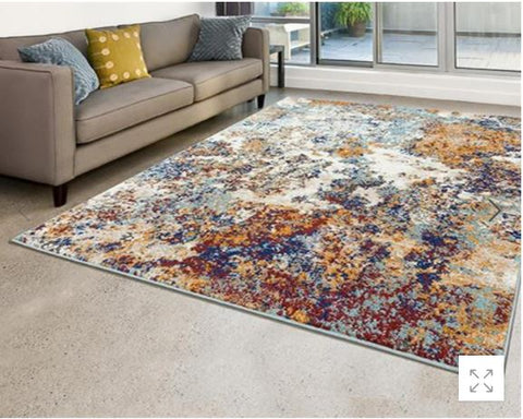 The Luxe Weavers Beverly Collection Area Rug (6490)