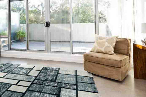 Luxe weavers Tobis collection 1007 Entryway rug