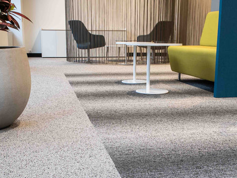 wall-to-wall carpet in a room