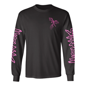 Black/Pink Long Sleeve *PREORDER*