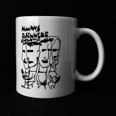Mug #003 - Always Elsewhere Generation