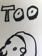 Me too - Original drawing
