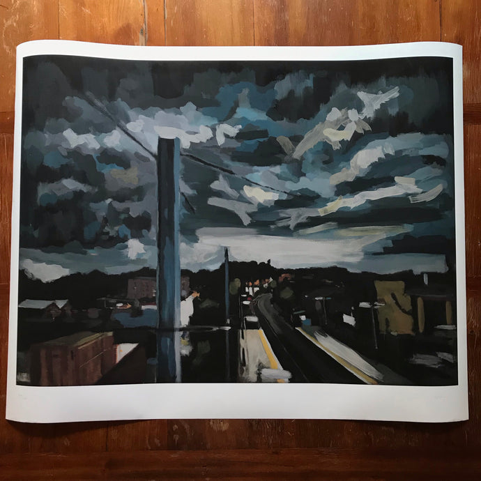 Hackney Wick - Limited Edition Print