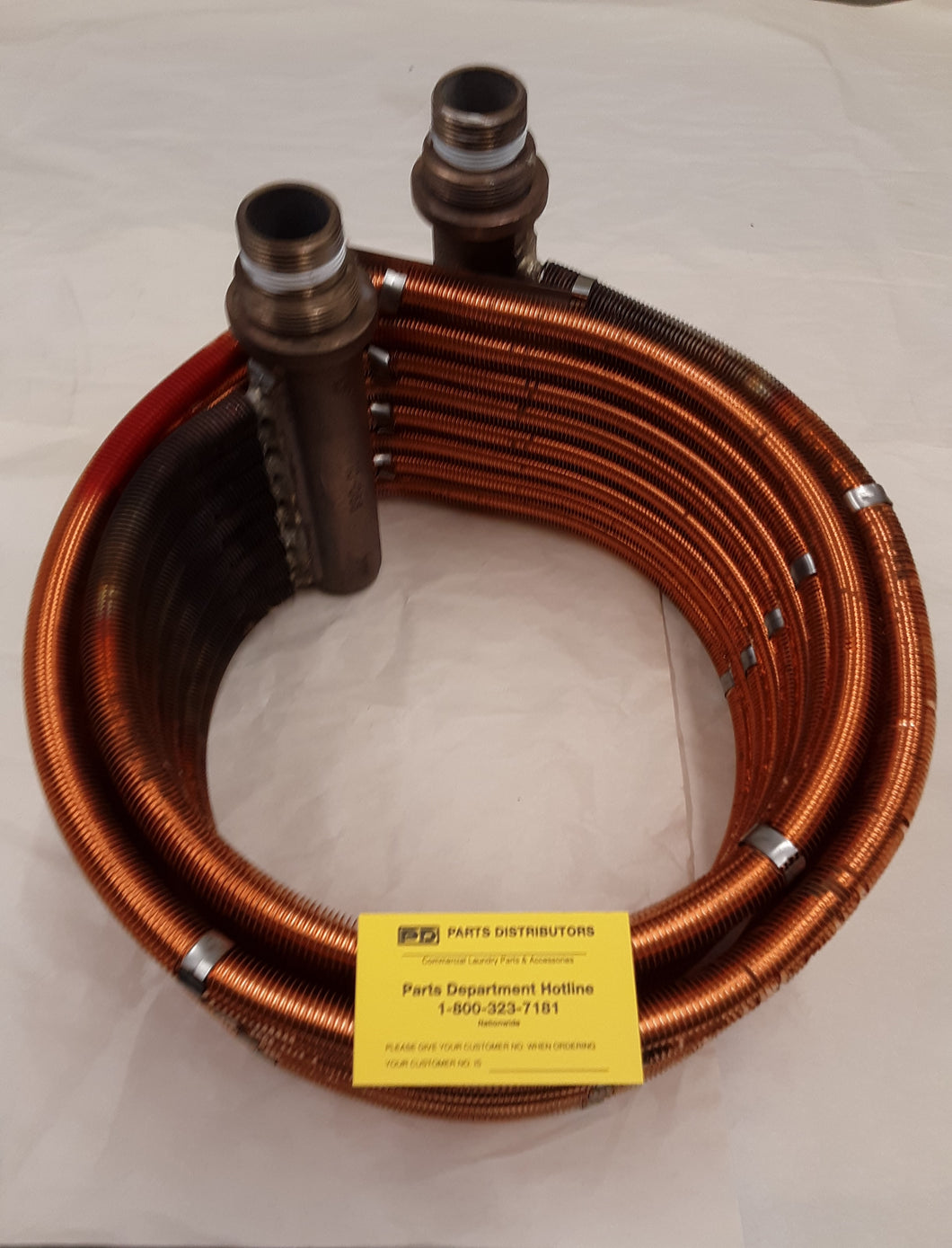 10-054 ADVANTAGE COPPER COMBUSTION UNIT CLEARANCE ITEM BELOW COST WHILE SUPPIES LAST