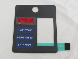 COIN PANEL TOUCH PAD BLUE