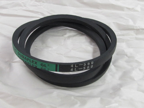SINGLE POCKET DRIVE BELT