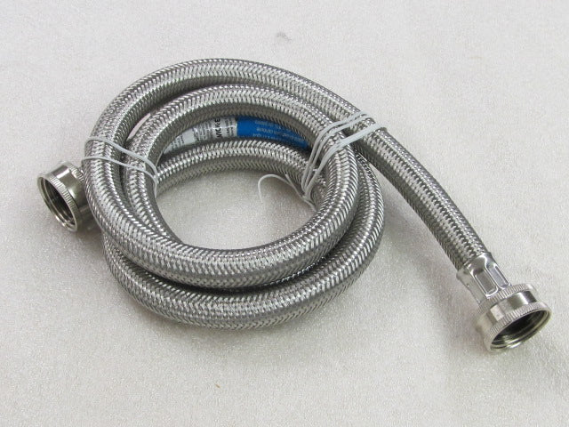 STAINLESS STEEL FILL HOSE 4' LONG