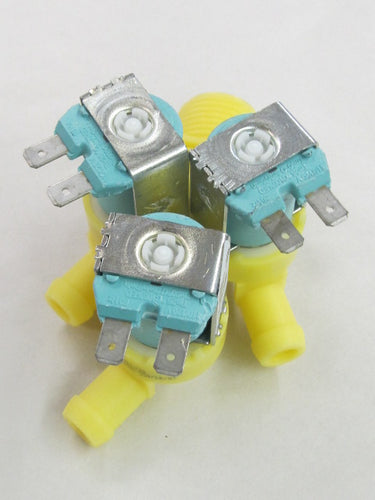 HOT 3WAY INLET VALVE 120V