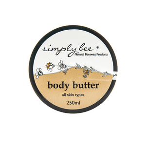 Simply Bee Body Butter 250ml