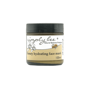 Simply Bee Honey Face Hydrating Mask 100ml