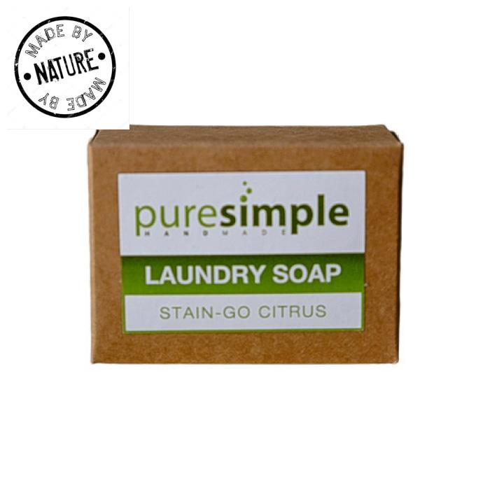 Pure Simple Laundry Soap For Stains Stain Remover