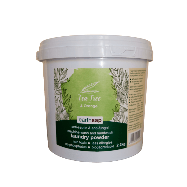 Earthsap Tea Tree and Orange Laundry Powder