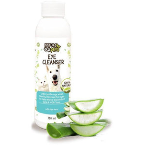 Natura Pets Eye Cleanser 150ml - Made by Nature