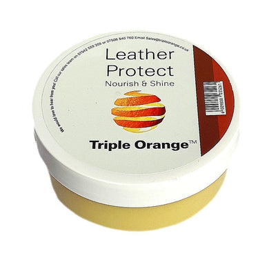 Triple Orange Leather Protect - Made by Nature