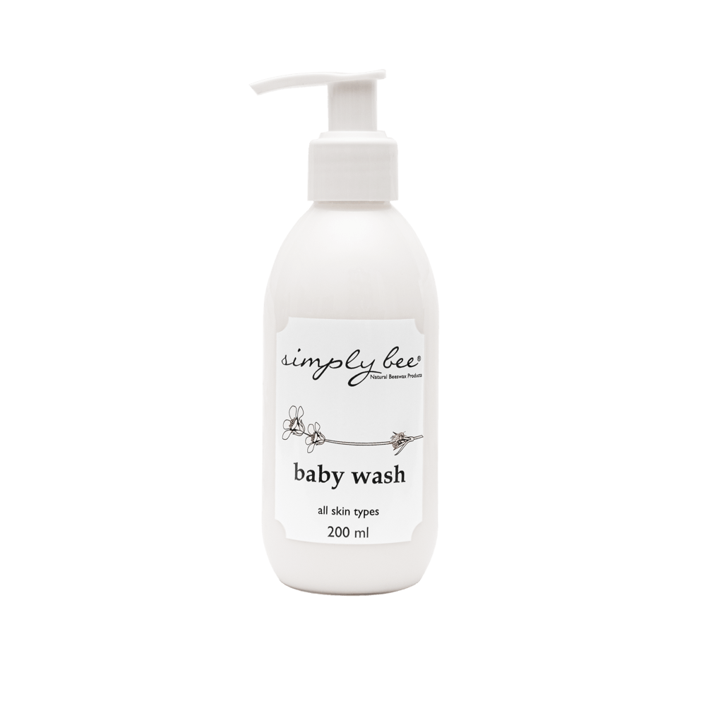 Simply Bee Baby Wash 200ml