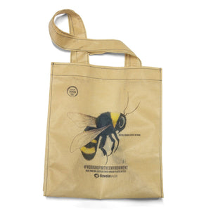 Uzwelo Bumble Bee Recycled Shopper Bag
