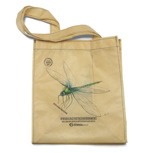 Uzwelo Dragonfly Recycled Shopper Bag