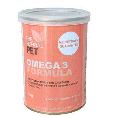The Herbal Pet Omega 3 Formula