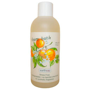 Earthsap Orange and Mandarin Foam Bath