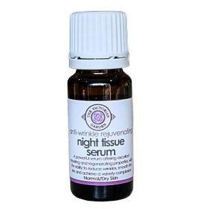 The Victorian Garden Anti-Wrinkle Rejuvenating Night Tissue Serum 12ml (Normal or Dry Skin)