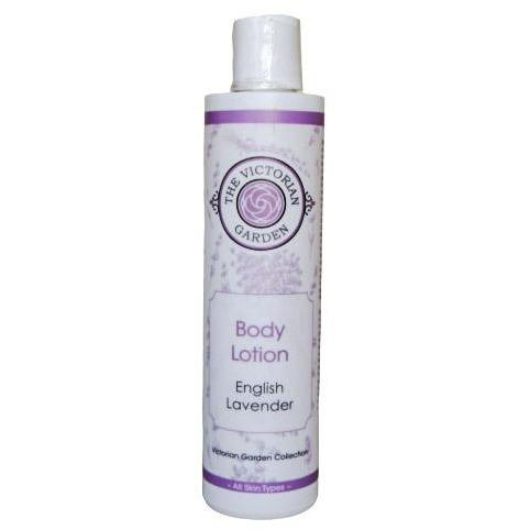 The Victorian Garden English Lavender Body Lotion 250ml