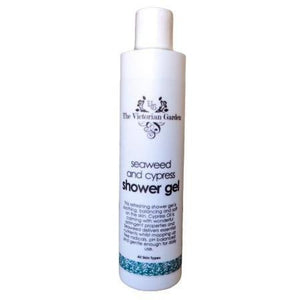 The Victorian Garden Seaweed and Cyprus Shower Gel 250ml